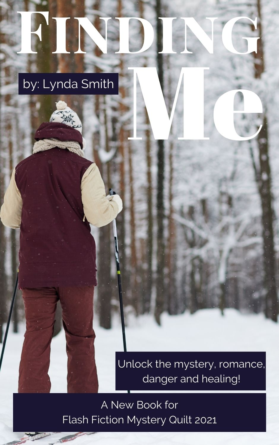 Finding Me Lg Book Cover