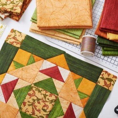 Quilt Block Picture