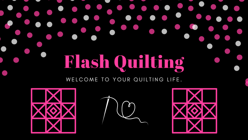 Flash Quilting Facebook Group
